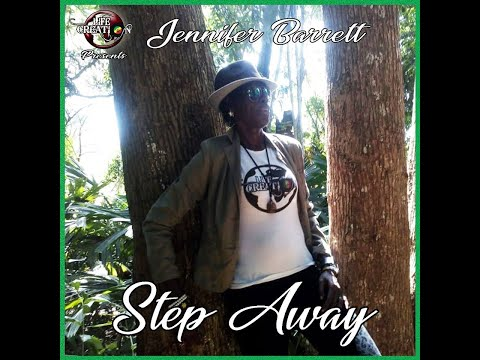 Jennifer Barrett - Step Away - Life and Creation Prod.
